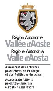 Logo Aosta Valley Region